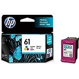 HP 61 インクカートリッジ カラー ( カラー3色一体 ) CH562WA