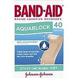 Band-Aid Aquablock Strips 40 Count