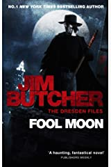Fool Moon: The Dresden Files, Book Two (The Dresden Files series 2) Kindle Edition