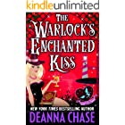 The Warlock's Enchanted Kiss (Witch Island Brides Book 2)