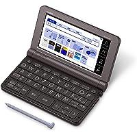 カシオ計算機 XD-SR8500GY 電子辞書 EX-word XD-SR8500 (180コンテンツ/ビジネスモデル…