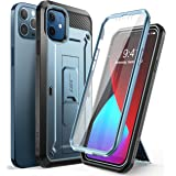 SUPCASE Unicorn Beetle Pro Series Case for iPhone 12 / iPhone 12 Pro (2020 Release) 6.1 Inches, Built-in Screen Protector Ful