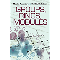 Groups, Rings, Modules (Dover Books on Mathematics) (English…
