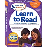 Hooked on Phonics Learn to Read - Level 3: Emergent Readers (Kindergarten Ages 4-6)