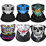 Gmall Neck Gaiter Balaclaca Face Scarf UV Protection For Outdoor Cycling Hiking