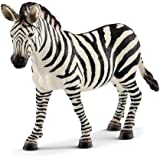 Schleich 14810 Female Zebra Play Figure