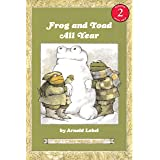 Frog and Toad All Year (Frog and Toad I Can Read Stories Book 3) (English Edition)