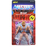"Masters of The Universe He-Man Vintage 5 1/2"" Action Fig Standard"