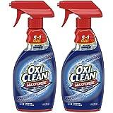 Oxiclean Maxforce Spray Twin Pack (2 Count of 16 Fl Oz Bottles), 32 Fl Oz