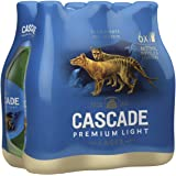 Cascade Premium Light Beer Case 24 x 375mL Bottles 2.4%