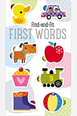 Find and Fit First Words Board book