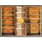 ANGELINA (アンジェリーナ) 焼菓子アソート (AG30) マロンサンド×5、マドレーヌ×6、フルーツケーキ・フィナンシェ×各3
