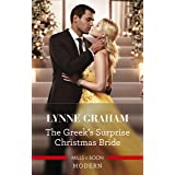 The Greek's Surprise Christmas Bride (Conveniently Wed!)