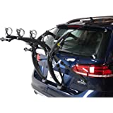 Saris Bones, EX, and Super Bike Rack Trunk or Hitch Carrier, Mount 2-4 Bicycles
