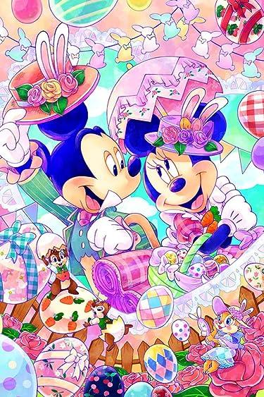 ディズニー  iPhone/Androidスマホ壁紙(640×960)-8 - ハッピーイースター