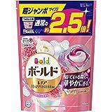 ボールド ジェルボール 香りつき 洗濯洗剤 癒しのプレミアムブロッサム 詰め替え 超ジャンボ 44個入