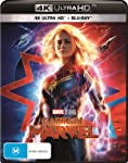 Captain Marvel (4K Ultra HD)