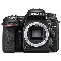 Nikon D7500 Digital SLR Camera, blk