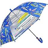 電でん傘 ブルー 50cm