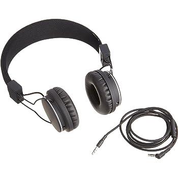 【国内正規品】 URBANEARS PLATTAN 密閉型 フルサイズ ヘッドフォン ブラック 4090058