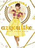 井口裕香/「2nd LIVE TOUR 2016 az you like...」LIVE Blu-ray<初回仕様版>