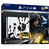 PlayStation 4 Pro DEATH STRANDING LIMITED EDITION【メーカー生産終了】
