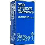 Kids Against Maturity (キッズ アゲンスト マチュリティ): カードゲーム 子供 家族向け、超面白い 大はしゃぎ 家族パーティー ゲームナイト向け