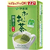 伊藤園 エコティーバッグ おーいお茶 緑茶 (抹茶入り) 1.8g×22袋 ×10個