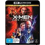 X-MEN: DARK PHOENIX (UHD)(2 DISC)
