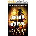 Speak No Evil: A Paranormal Spy Thriller (The PSI Series Book 3)