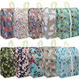 Travel Shoe Bags Waterproof Portable Shoe Storage Pouch with Handle for Men & Women