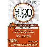 Align Probiotics Supplement, 63 Capsules, Probiotics for Women and Men, Gluten Free, Natural Strain Probiotic Digestive Suppo
