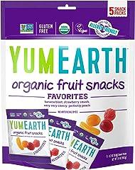 YumEarth Organic Fruit Snacks, 99g