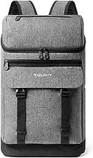 TOURIT 保冷リュック 高品質 保冷保温バッグ 撥水 多機能リュックサック おしゃれ 男子 女子 バックパック 買い物 旅行 ピクニック バーベキュー アウトドア 25L