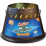 Cutter 95784 Citro Guard Citronella Candle, Triple Wick, 20-Ounce, Copper