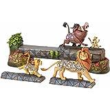 "Enesco Stone Resin Figurine, 4057955, Stone Resin, Multicolor, 7.5"""