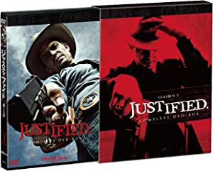 JUSTIFIED 俺の正義 シーズン2 コンプリートDVD-BOX