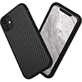 RhinoShield Case for iPhone 11 SolidSuit - Shock Absorbent Slim Design Protective Cover with Premium Matte Finish 3.5M/11ft D