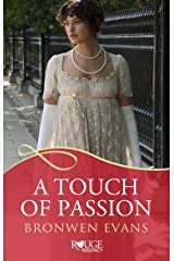 A Touch of Passion: A Rouge Regency Romance: (Disgraced Lords #3) Kindle Edition