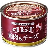 デビフ 鶏肉&チーズ 150g×6個(まとめ買い)