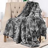 Everlasting Comfort Throw Blanket Gray