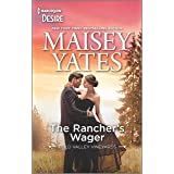 The Rancher's Wager: An Enemies to Lovers Western Romance