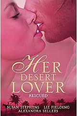 Her Desert Lover: Rescued - 3 Book Box Set (Desert Brides) Kindle Edition