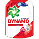 Dynamo Power Gel Laundry Detergent Refill, Downy, 2.4L