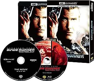 ブレードランナー ファイナル・カット <4K ULTRA HD&ブルーレイセット>(2枚組) [Blu-ray]