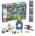 レゴ(LEGO) トイストーリー4 バズ&ウッディのカーニバルマニア レゴミニフィギュア ディズニーシリーズ 3個 セット