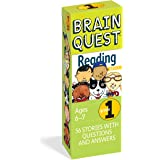 Brain Quest 1st Grade Reading Q&A Cards: 750 Questions and Answers to Challenge the Mind. Curriculum-based! Teacher-approved!