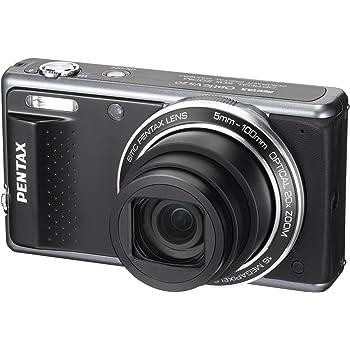 PENTAX デジタルカメラ Optio VS20(ノーブルブラック)1600万画素 28mm 20倍 小型軽量 OPTIOVS20BK