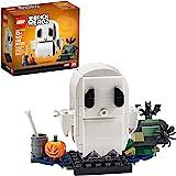 LEGO BrickHeadz Halloween Ghost 40351 Building Kit, New 2020 (136 Pieces)
