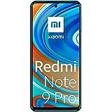 Xiaomi スマートホン Xiaomi Redmi Note 9 Proグローバル版 6GB RAM 128GB ROM・SIMフリースマートフォン 日本語対応・Android 10, MIUI 11搭載 Googleアプリ対応 6400万画素カメ